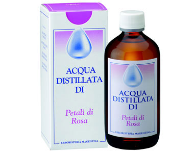 Acqua Distillata di Petali di Rosa 250 ml
