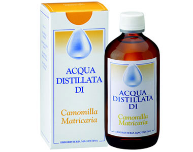 Distilled Water Chamomille 250 ml