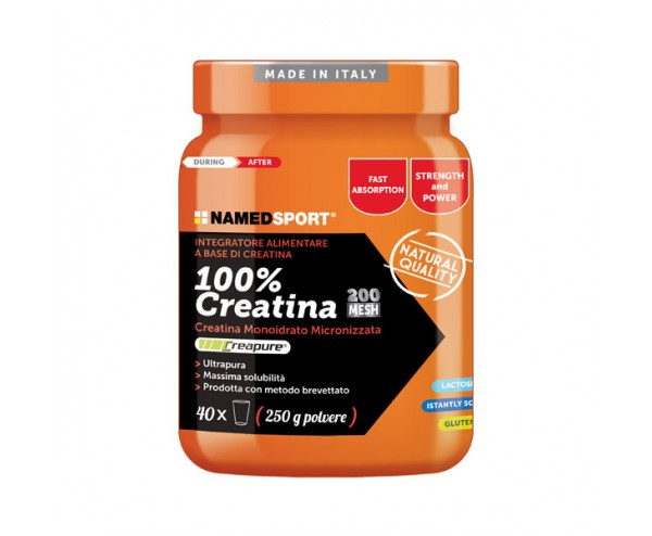 NamedSport - Creatina 100% 120 tabs