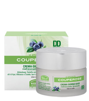 Couperose - Crema Giorno Base 50 ml