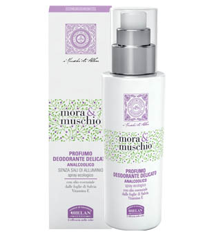 Mora e Muschio - Profumo Deodorante Spray 100 ml