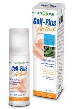 Cell Plus Active Emulsione all'Ossigeno nascente 150 ml