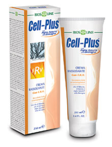 Cell-Plus Crema Rassodante con FRV 250ML
