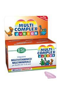 ESI - Multicomplex Junior 80 dinosauri