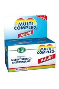 ESI - Multicomplex Adulti 30 compesse