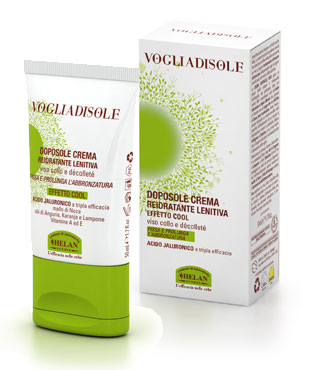 Voglia DI Sole - After Sun Cream 50 ml