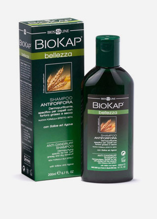 Biokap - Shampoo Antiforfora 200 ml
