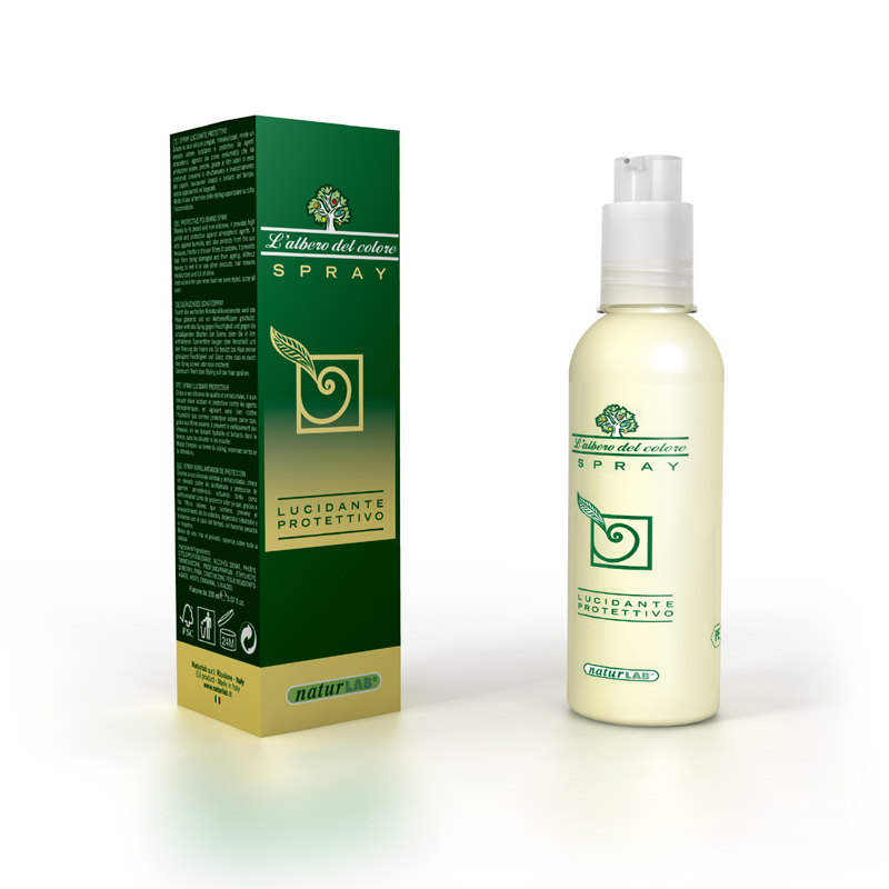 Naturlab - Protective Polishing Spray 150 ml