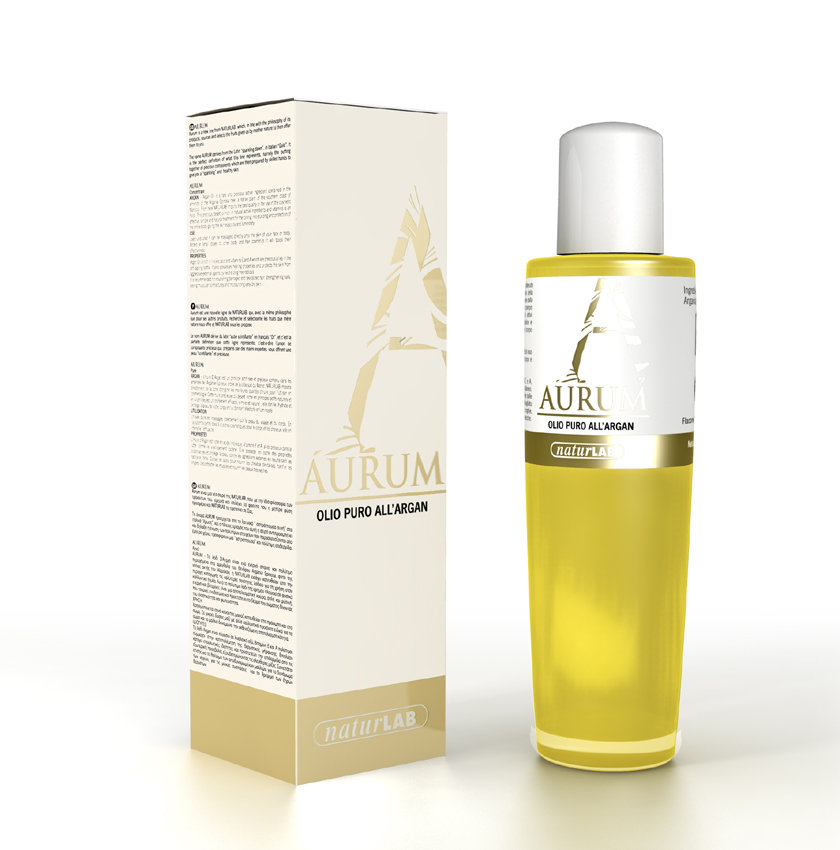 Naturlab - Deodorized Argan Oil 100 ml