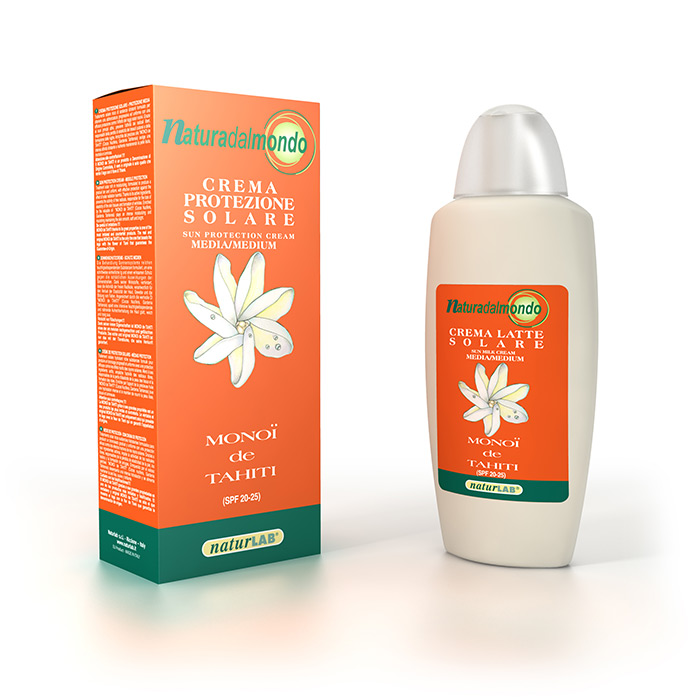 Sun Protection Cream - Medium Protection 200 ml