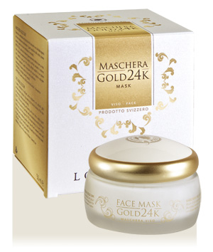 Locherber - Gold 24 K Mask 30 ml