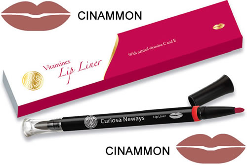 Vitamines Lip Liner CINAMMON