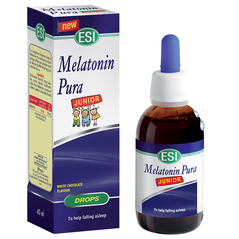 Esi - Pure Melatonin Junior 40ml