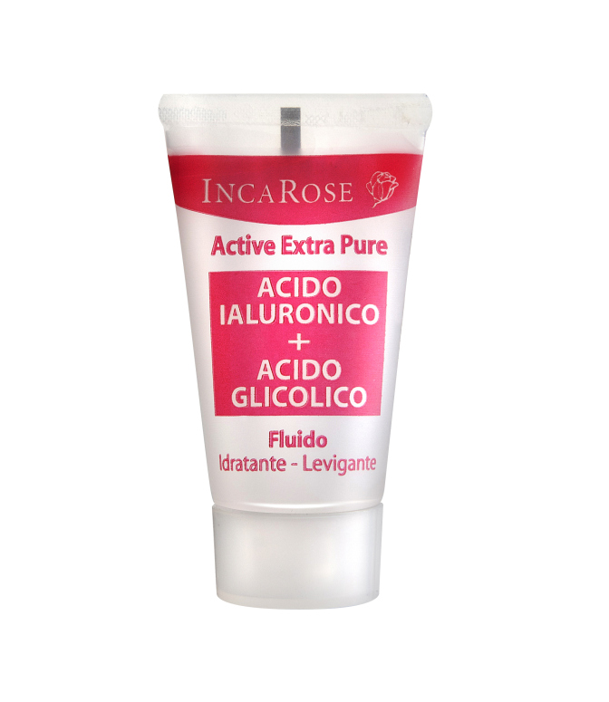 Incarose - Acido Ialuronico + Acido Glicolico 18 ml