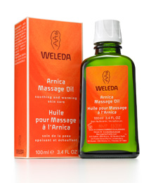 Arnica Massage Oil 200 ml