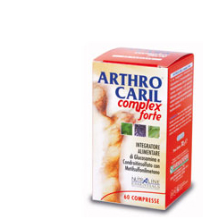 Farmaderbe - Arthrocaril Complex forte 60 cpr