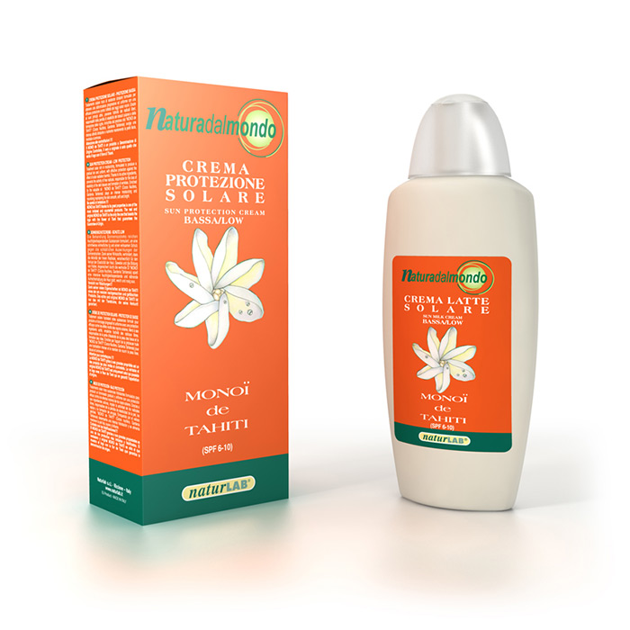 Sun Protection Cream - Low Protection 200 ml