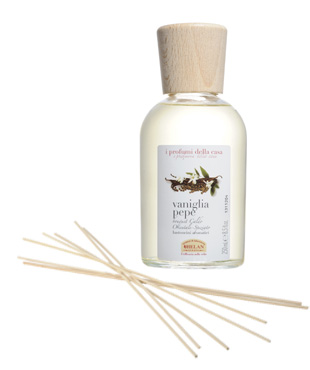 "Helan - Scented Sticks ""Vaniglia e Pepe"" 250 ml"