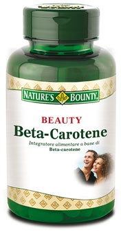 Nature's Bounty - Beauty Beta-Carotene 100 p