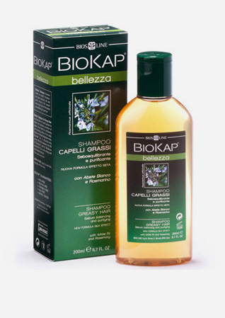 Biokap - Shampoo for Greasy Hair 200 ml