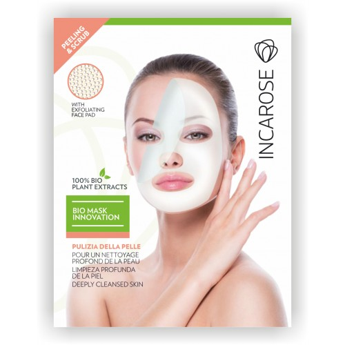 BIO MASK INNOVATION - Peeling & Scrub (monouso)