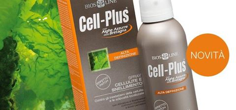 Cell Plus - Spray Cellulite* and Slimming**2ooml