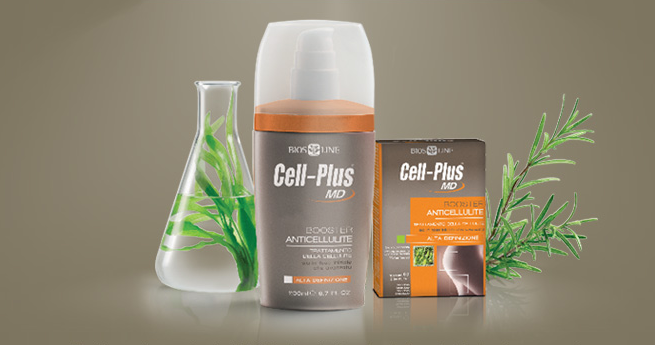 Cell Plus MD Booster Anticellulite Alta Definizione 200 ml