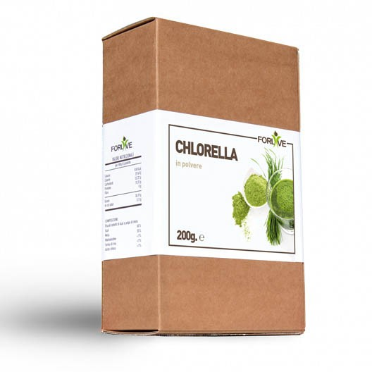 Forlvie - Chlorella 200 gr