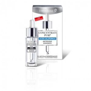 Incarose - Concentrati puri Acido Ialuronico 15 ml