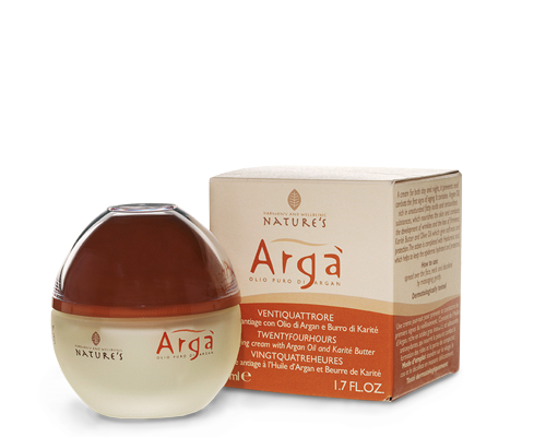 Argà - Crema Ventiquattore Anti-age 50 ml