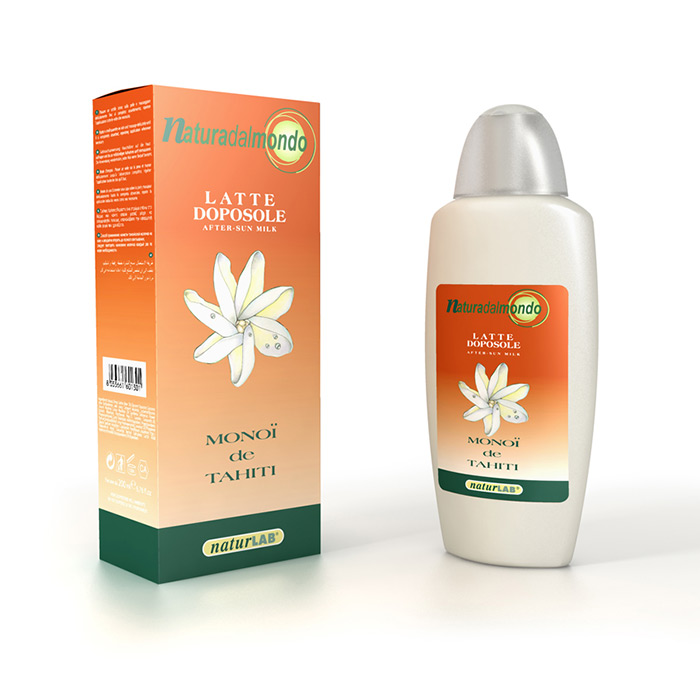 Sun Protection Cream - After-sun Milk 200 ml