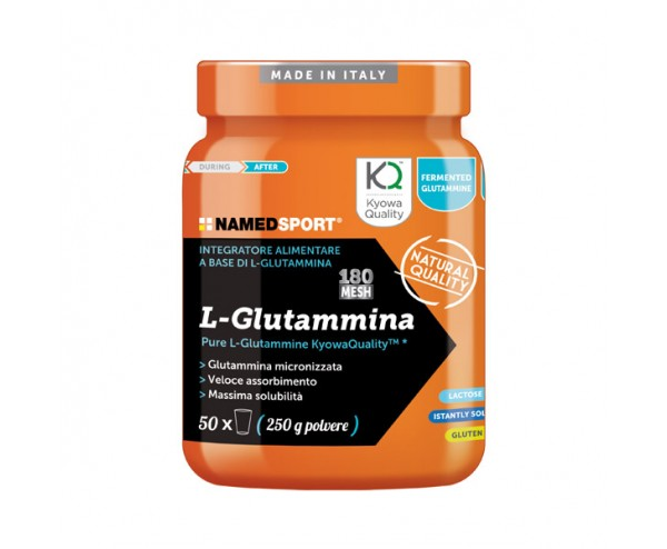 NamedSport - L-Glutammina 250 gr