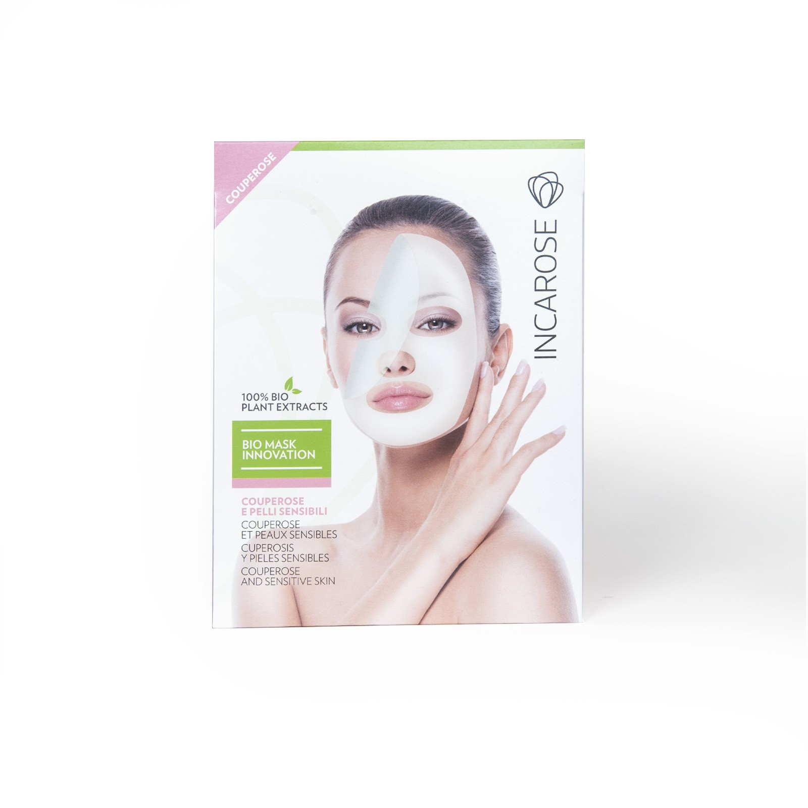 BIO MASK INNOVATION - Couperose e pelli sensibili (monouso)