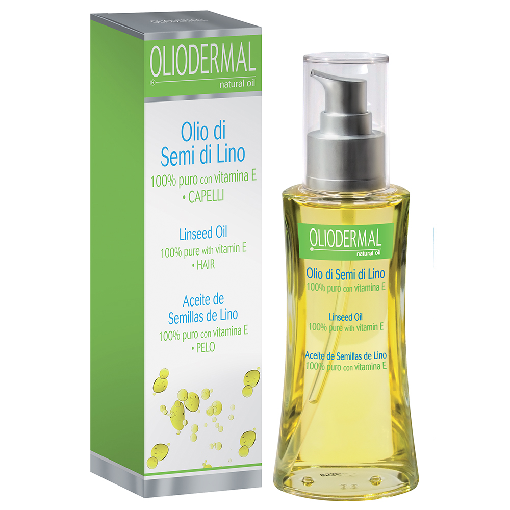 Oliodermal Linseed Oil 100 ml