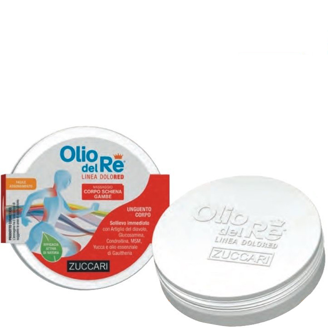 Olio del Re Unguento Corpo 100 ml