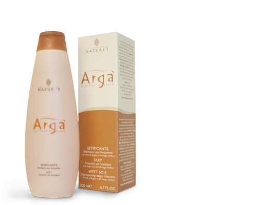 Argà - Shampoo Setificante 200 ml