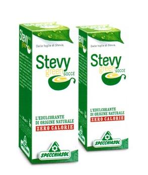 Specchiasol - Stevy Green 30 ml