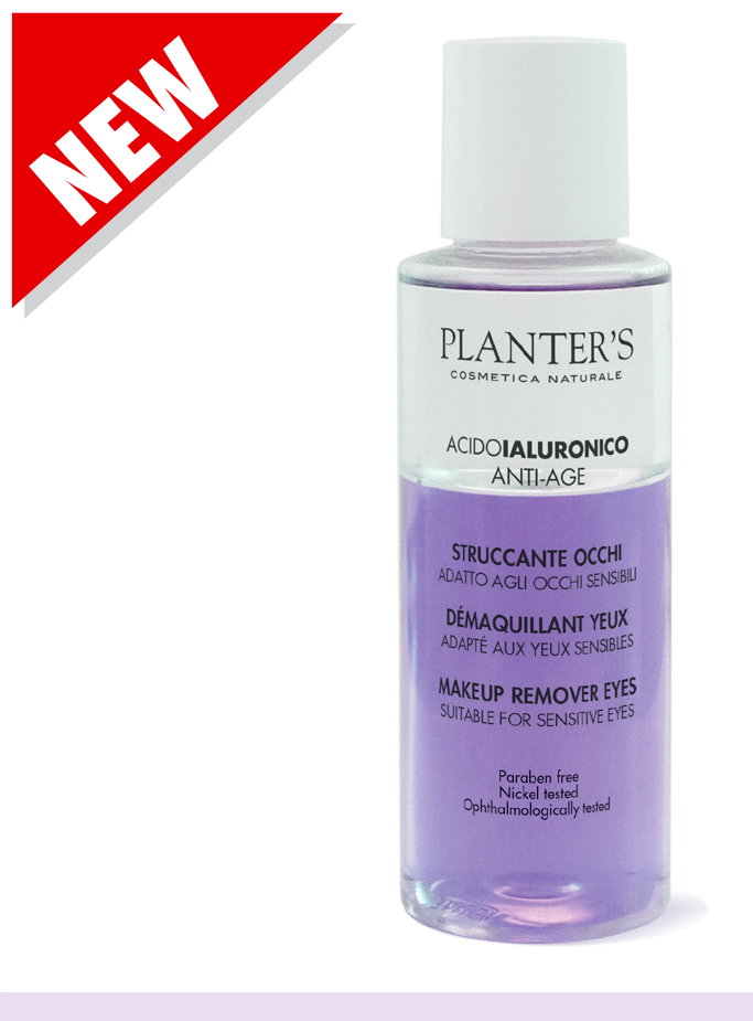 Planter's Acido Ialuronico - Struccante Bifasico 100 ml