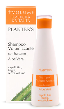 Planter's - Volumizing Shampoo 200 ml