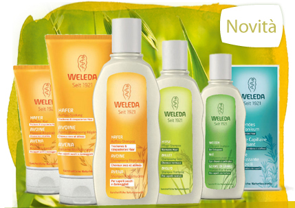 Weleda - Oat Restructuring Conditioner 200 ml