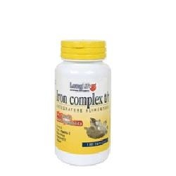 LongLife - Iron Complex 100 cpr