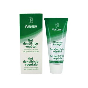 Weleda - Gel Dentifricio Vegetale 75 ml