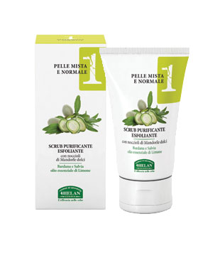 Linea 1 - Scrub Purificante 50 ml