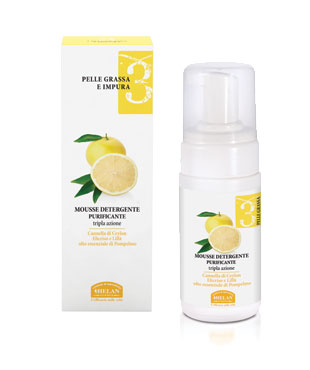 Linea 3 - Purifyng Cleansing Mousse 100 ml