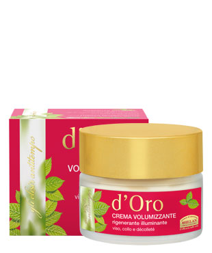 D'Oro - Volume Cream 50 ml