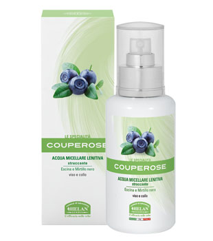 Couperose - Acqua Micellare lenitiva 100 ml