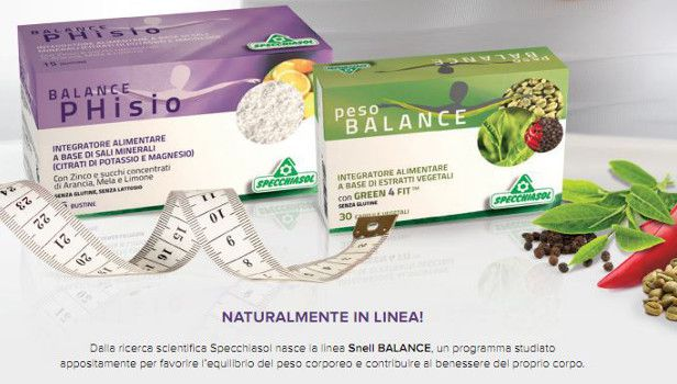 Snell Balance Program Kit