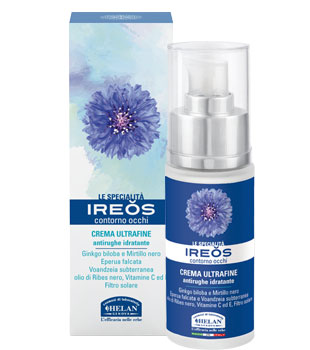 Ireos - Ultrafine Cream anti-wrinkle moisturizing 30 ml