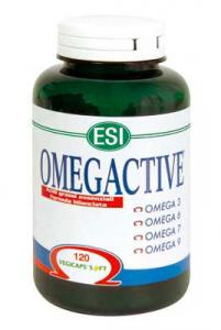 Omegactive 120 pearls