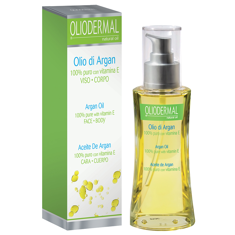 Oleodermal Olio di Argan 100 ml
